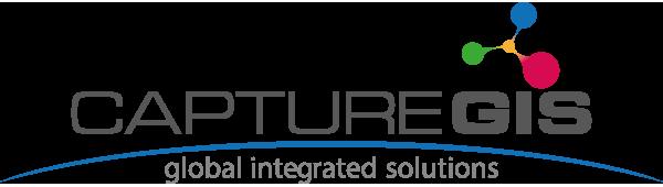CaptureGIS Retina Logo